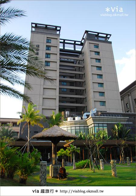 【台南住宿】我在台南遇見峇里島‧桂田酒店10