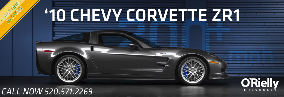 2010 Chevy Corvette ZR1