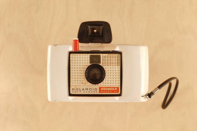 Polaroid Swinger 1965-1970