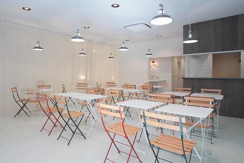 Cafe in Ikebukuro
