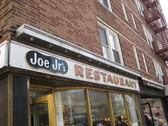 Joe Jr's. 6th Ave - NYC (verplanck) Tags: nyc sign diner gone greenwichvillage joejrs vanishingnewyork