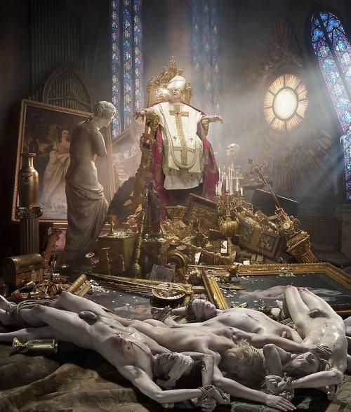 David LaChapelle, Thy Kingdom Come