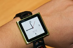 iPod nano watch!