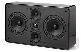 D 500 LCR Bookshelf Speaker - Description