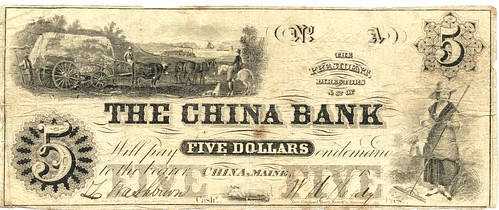 ME, China-China B-$005 qdb