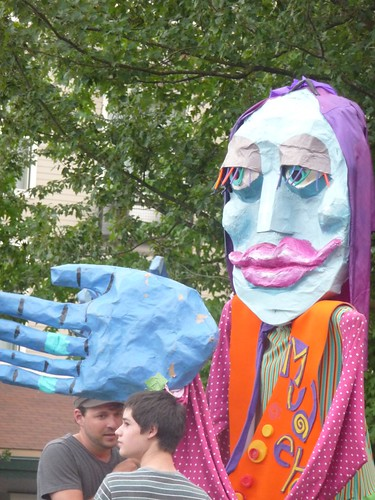 Mudeye Puppet