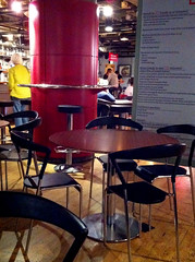 Interior of the Traverse Bar, Edinburgh