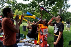 September 3 (Lake Forest College Daily Click) Tags: students umoja lakeforestcollege dailyclick studentorganization
