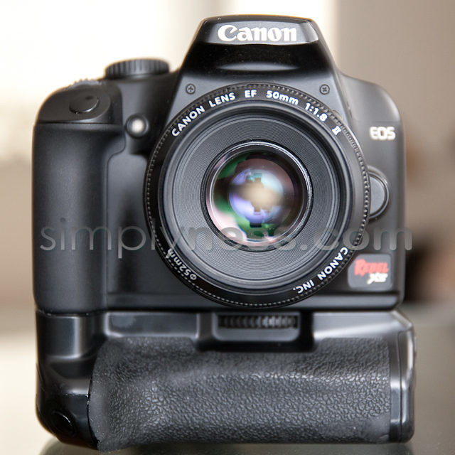 EF 50mm F-1.8 Review