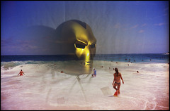 Multiverse Hawai'iana (Justin Ornellas) Tags: ocean justin art film beach water girl analog hawaii lomo lca lomography surf wave retro lucky ハワイ hawaiian ornellas ornellaswouldgo 하화이