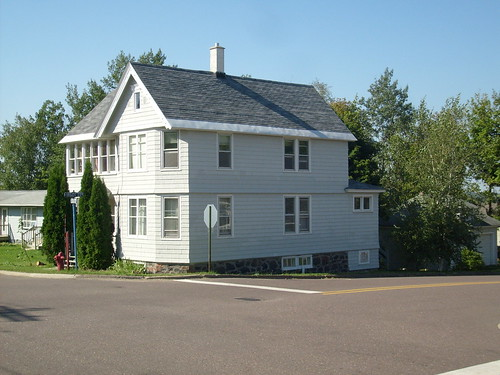Elevation Street House