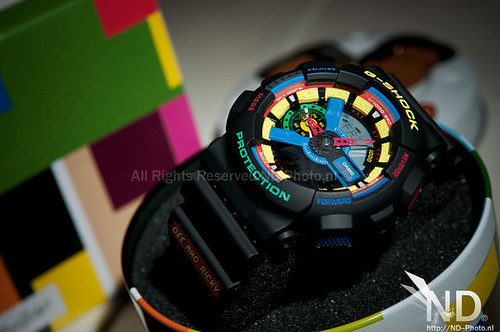 Casio G-Shock Dee Ricky Limited Edition #2
