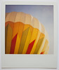 Polaroid : montgolfiere