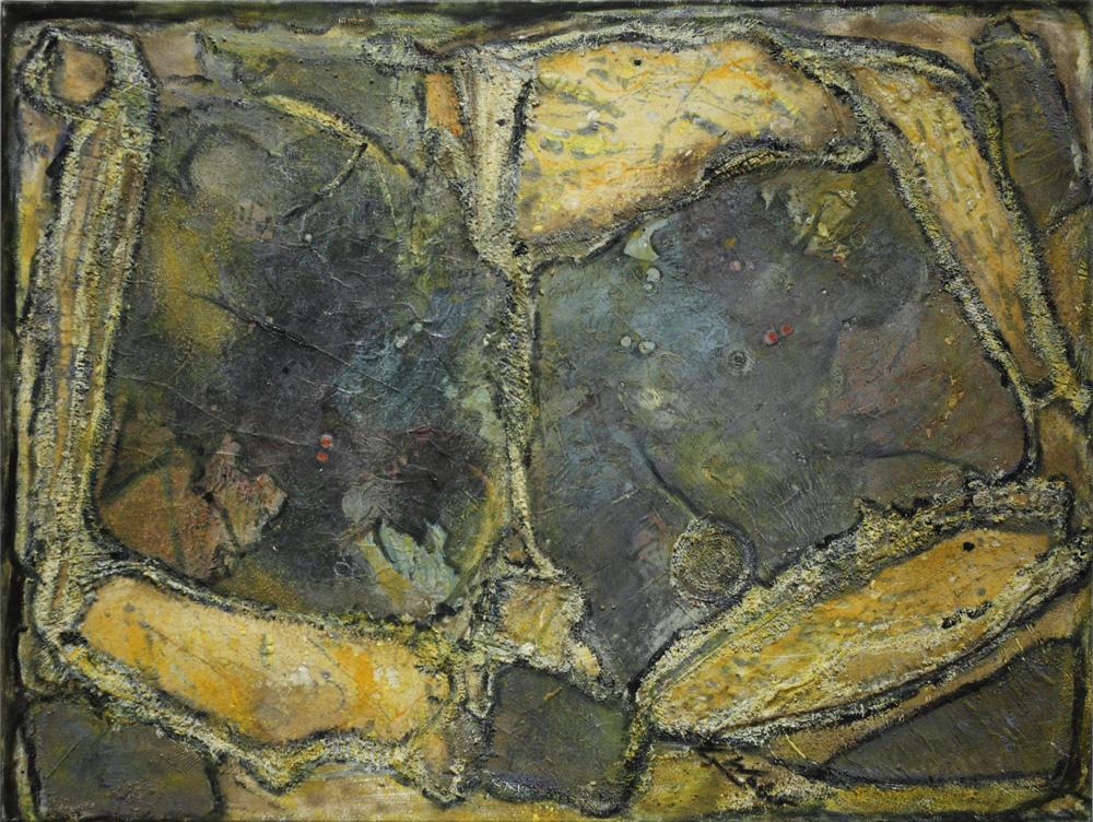 Linde Waber, Welt mit Gelb [World with Yellow], 2009