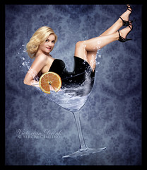 Elisha Cuthbert - Victorian Drink ( Sergio Centeno) Tags: orange sergio digital mixed media artist drink background victorian retro cuthbert victoriano alisha centeno alizee swett iamiwhoami