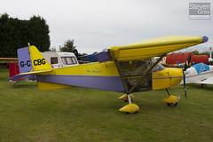 G-CCBG - BMAA HB 240 - Private - Best Off Skyranger V2+(1) - Little Gransden - 100829 - Steven Gray - IMG_2465