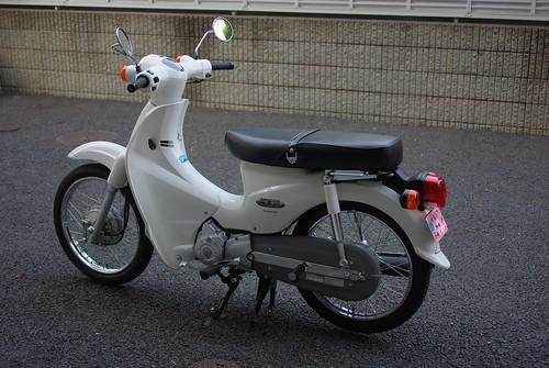 Honda SuperCub110