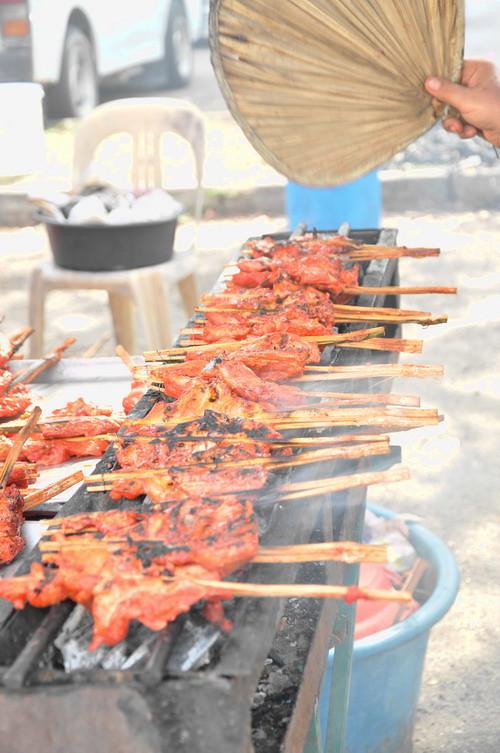BBQ Perchik chicken