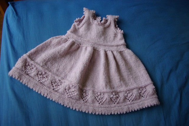 Teacup pinafore