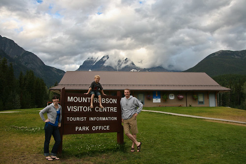 Mount Robson, Alberta