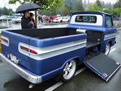 1961 Chevrolet Corvair 95 Rampside Pickup Truck (Custom_Cab) Tags: chevrolet truck pickup 95 1961 corvair rampside