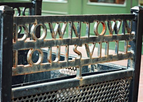 D11 Louisville sign