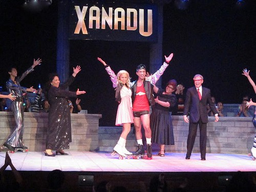 xanadu curtain call