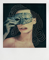 Polaroid. (Chad Coombs) Tags: art film analog polaroid sx70 photography photo hand time chad fine manipulation photograph expired zero coombs unscene unsceneart