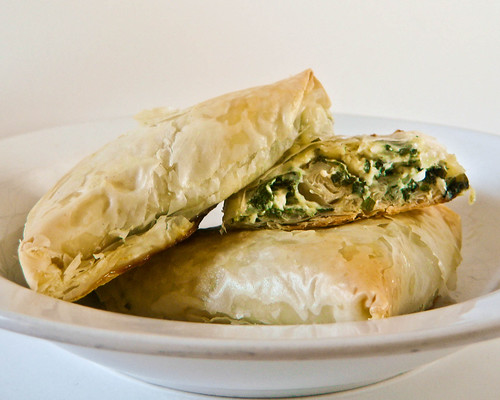 """Post image for The Beet Goes On: Beet Green """"Spanakopita"""""""
