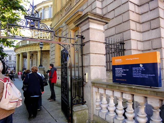 Museu Arqueológico - Dublin - Irlanda