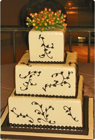 Wedding cakefall wedding themed food Decorate your wedding cake with