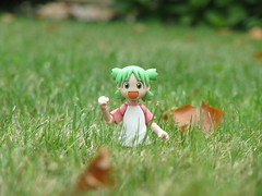 58/365 The end of the road (Yoshi Gizmo) Tags: girl japan canon toy actionfigure japanese doll powershot figure collectable yotsuba revoltech 365project sx200is yoshigizmo