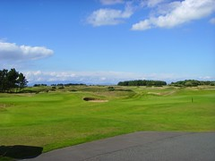 golf 1 Watch that bunker (acci1005) Tags: golf scotland chamber links ayrshire dundonald