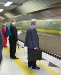Hitachi train, Parliament