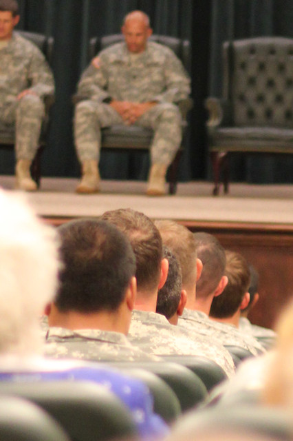 CA Graduation Ceremony 9.2.2010