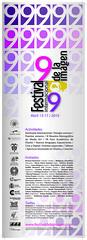Afiche IX Festival de la Imagen