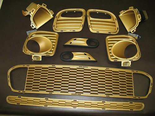 Gold Brown MINI