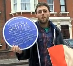 Photo of Jacqui Smith blue plaque