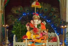 Ganapati Bappa Moraya (Ashay Dhavale) Tags: nikon ganapati bappa d90 moraya ashay dhavale