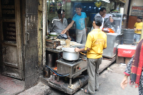 Old Delhi street food / WritersKitchen