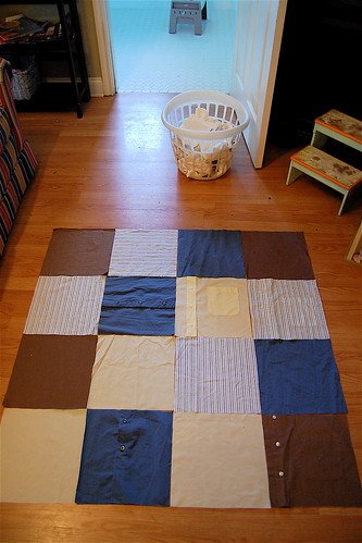 quilt in progress