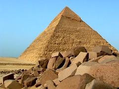 """Great Pyramid • <a style=""""font-size:0.8em;"""" href=""""http://www.flickr.com/photos/10919309@N05/4981836093/"""" target=""""_blank"""">View on Flickr</a>"""