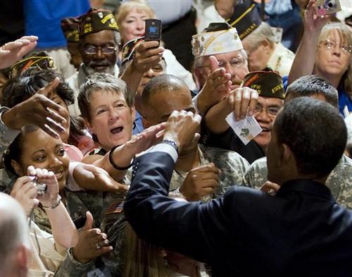 Obama VFW