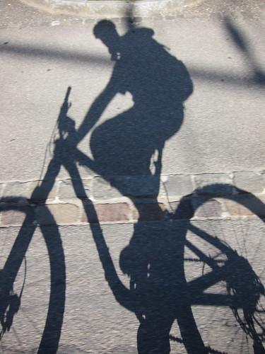 Schattenbiker
