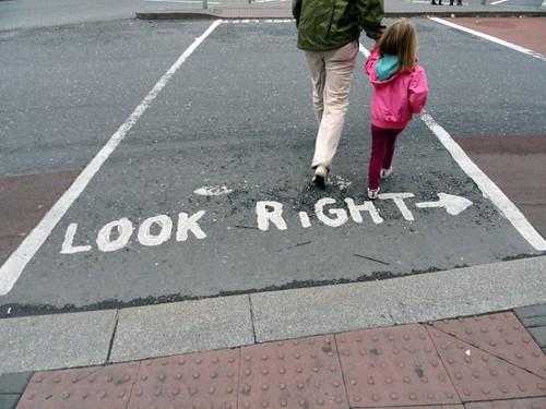 Street Sign - Dublin
