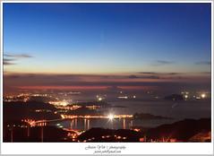 九份漁港夜風華_MG_2523 (Justin1006 (Justin Yeh 葉勇宏)) Tags: sunset night twilight taiwan 夕陽 taipei 台灣 台北 夜景 九份 晚霞 jiufen 山城 晨昏 瑞芳鎮 rueifangtownship
