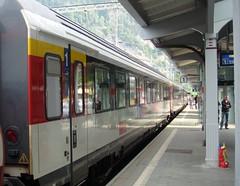 Trem na Suiça
