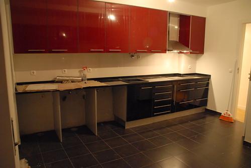 Cozinha, dia 87