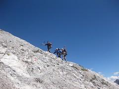 lecht_20100826_150550 (OeAV_Mitterdorf) Tags: alpen alpenverein lechtaler mitterdorf oeav bersteigen alpintour