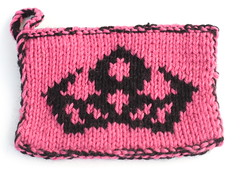 Princess Animal Potholder